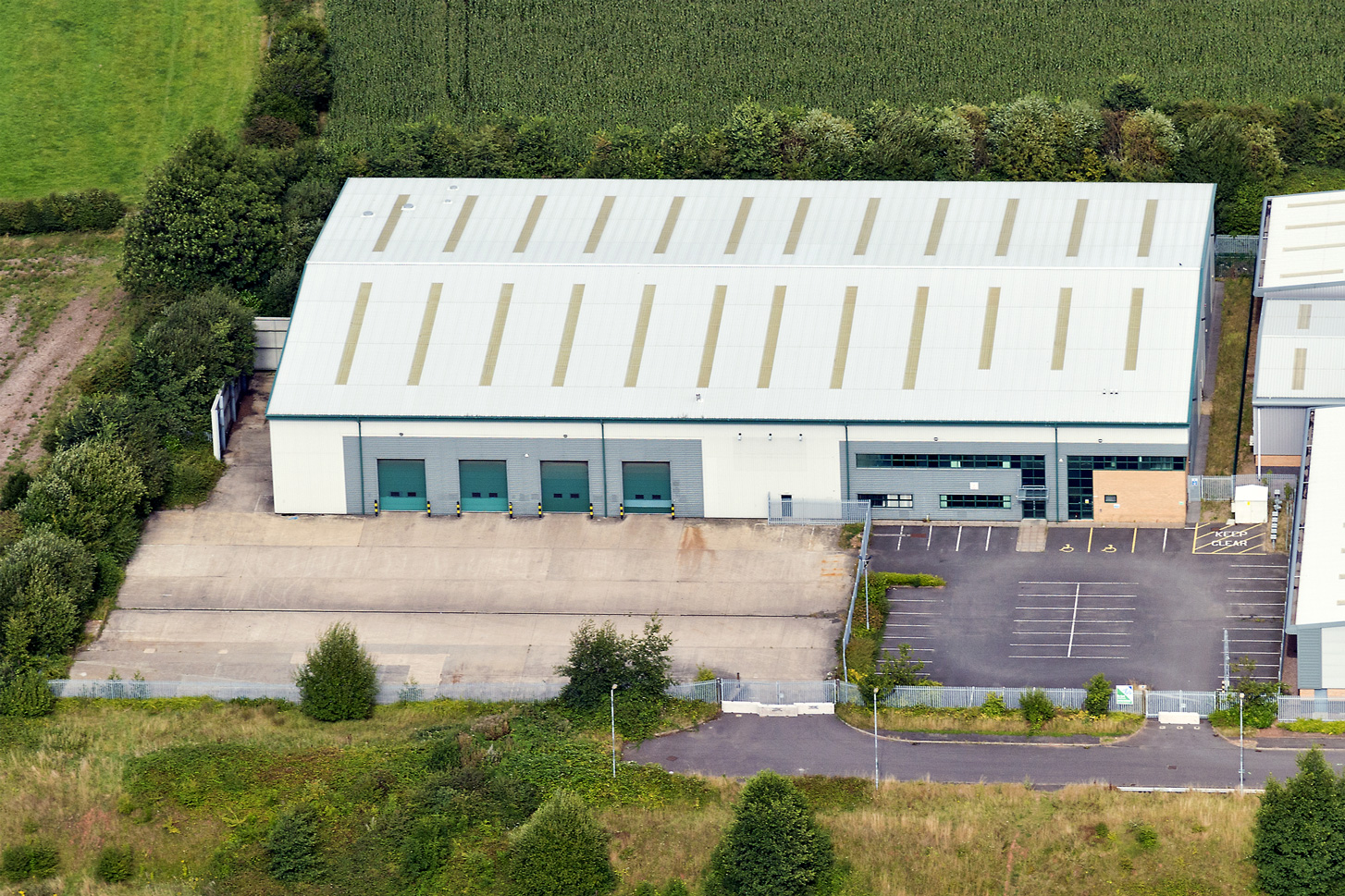Industrial units for sale Coventry